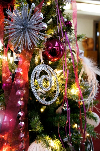 公会堂多賀 クリスマスツリー