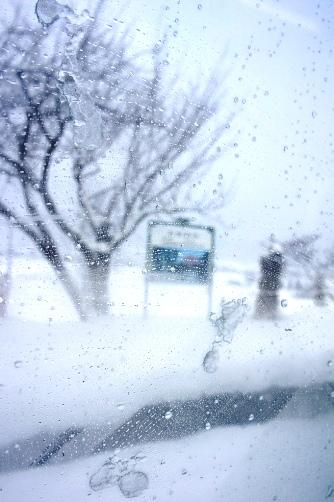 20111223沿線雪景色③