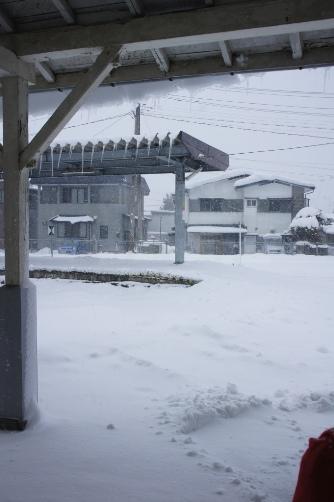 東大館駅⑤