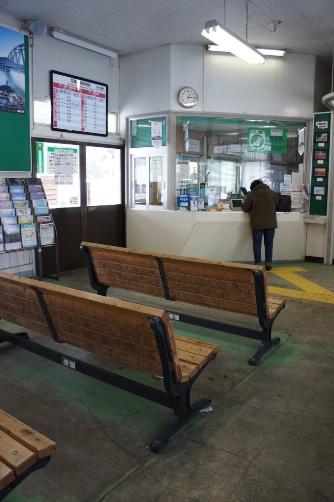 東大館駅⑧