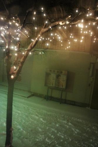 雪国夜行バス④