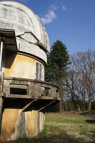 201204第一赤道儀室①