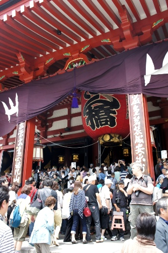 三社祭・浅草寺