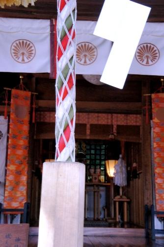 江古田浅間神社・拝殿