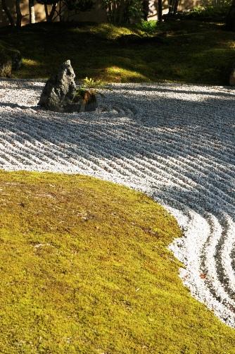 松島の枯山水
