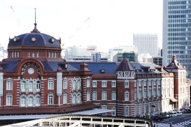 201210東京駅・南口