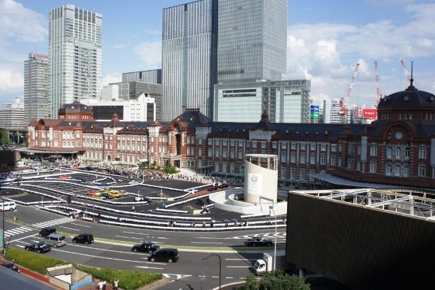 201210東京駅・全景