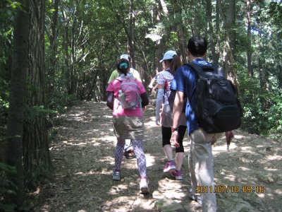 稲荷山コース2
