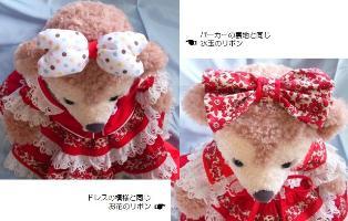 メイ☆赤ずきん風うさ耳ドレス