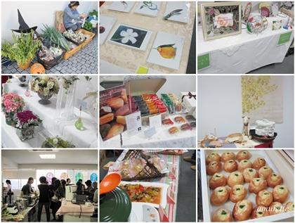 大盛況の収穫祭