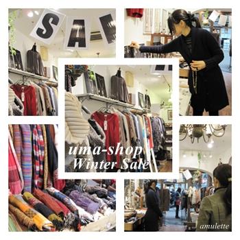 uma-shop winter sale 2012