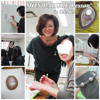 MONPARURE Lesson in Osaka