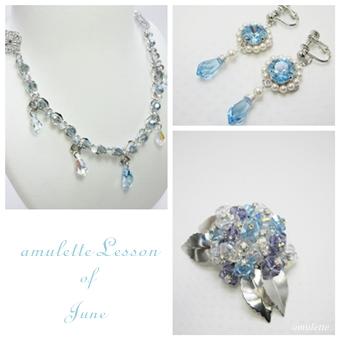 amulette Lesson of June2