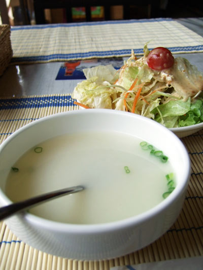ガネーシャ スープ