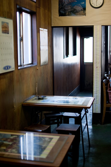 佐々木菓子店 奥の店舗