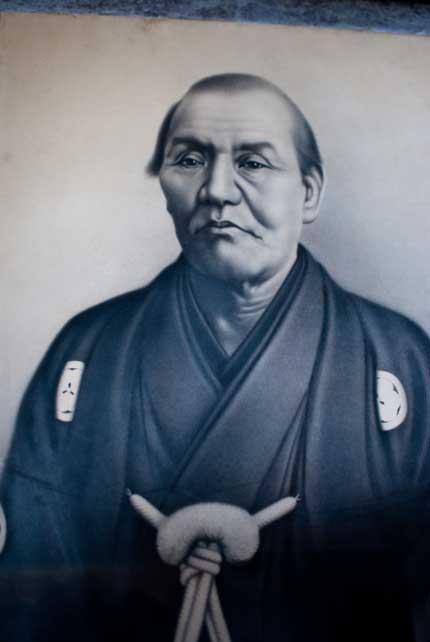 次郎長の肖像