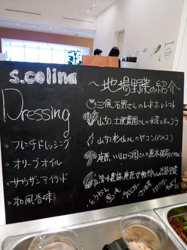 エス・コリーナ野菜の説明