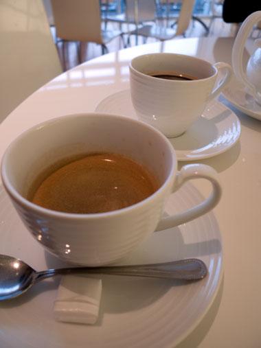 エス・コリーナ  コーヒー