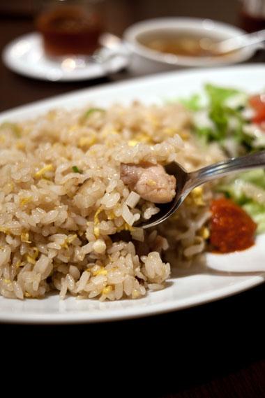 東京ナシゴレン&ジャワカレー 若鶏のナシゴレン