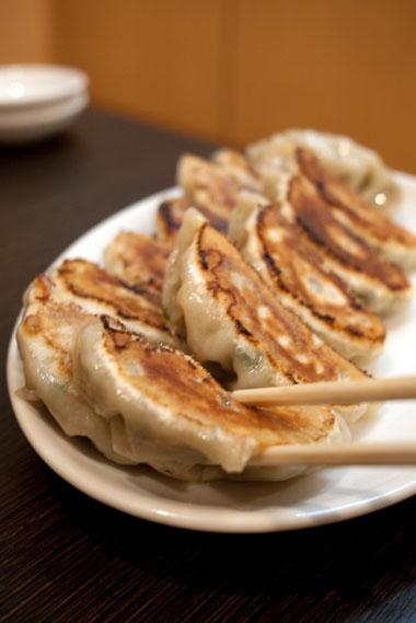 台湾料理 福龍 餃子