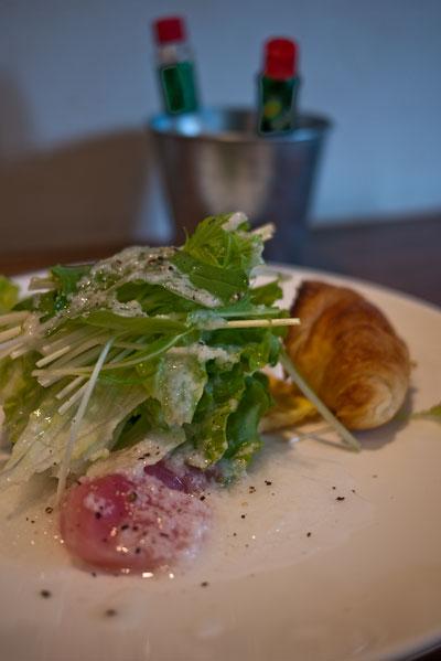 イタリアンキッチン YUKI サラダ