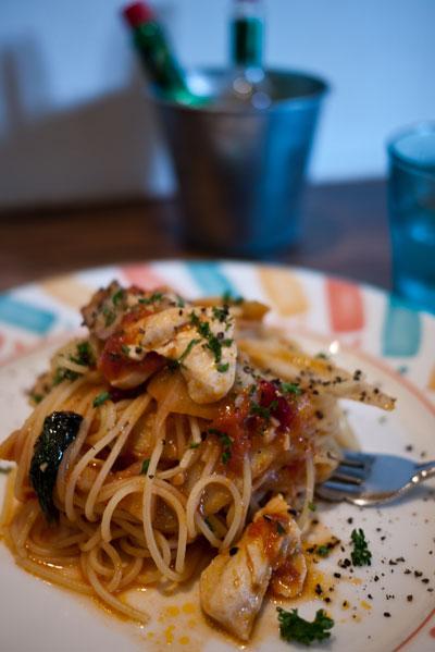イタリアンキッチン YUKI パスタ