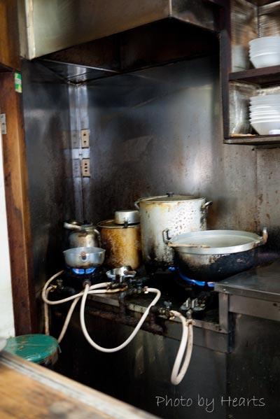 松園 厨房