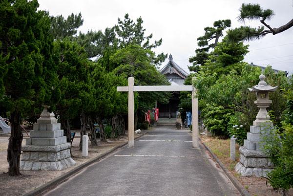 青峰山教会