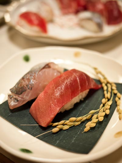 第二回 お寿司屋さんコラボ企画