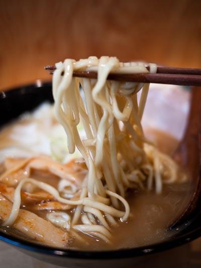 にしかわ 麺