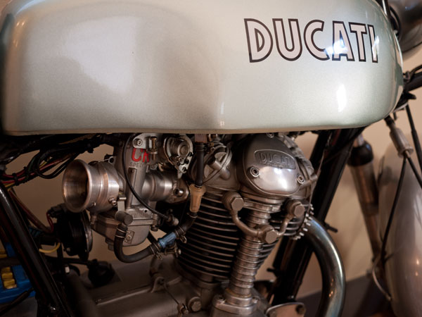 OCTOPUS PARK book cafe DUCATI