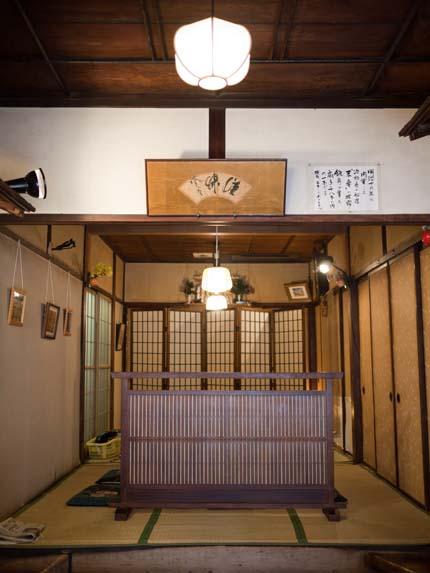 寿司・地魚料理 日乃出 店内