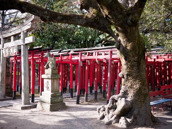 美濃輪稲荷神社2