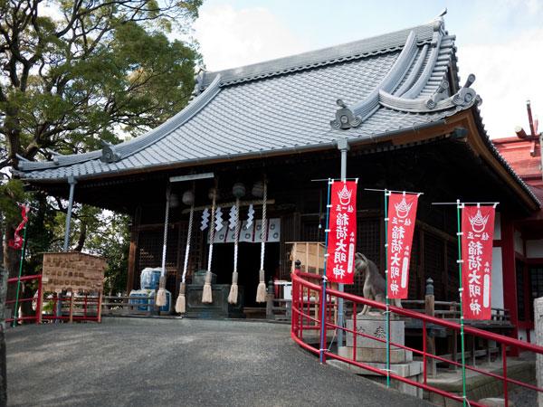 美濃輪稲荷神社4