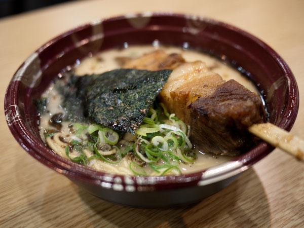 ガチンコ らーめん道 柊 チャーシュー麺