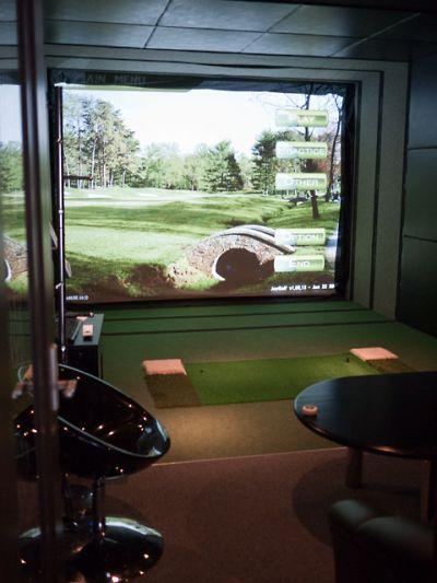 Bar・D シュミレーションゴルフ