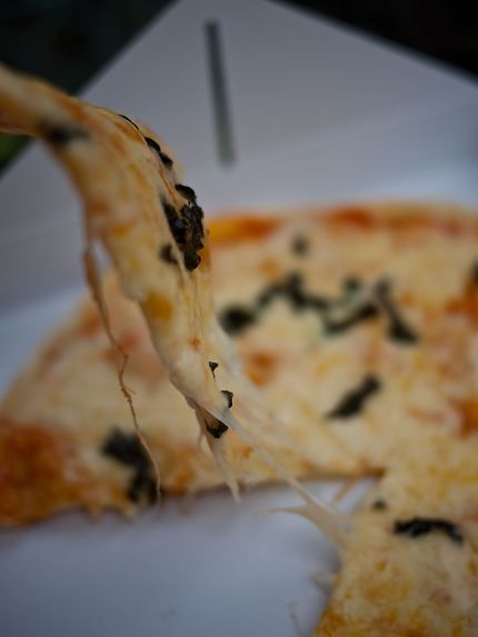 アミュージン ピザ