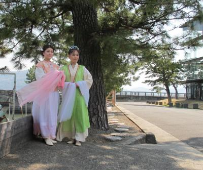 そとおり姫桜まつり 椿・西