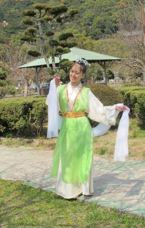そとおり姫桜まつり 西さん