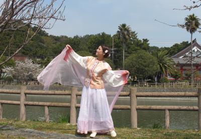 そとおり姫桜まつり 椿さん