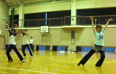 Dance中