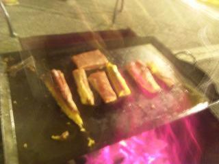 生クロマグロのステーキ