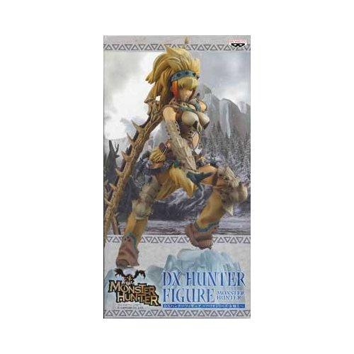 モンスターハンター DXハンターフィギュア ベリオシリーズ・女剣士