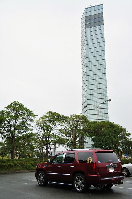 101031 021  アンケニ号&ポートタワー
