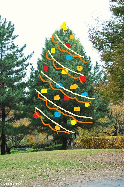 101115 099  クリスマスツリー