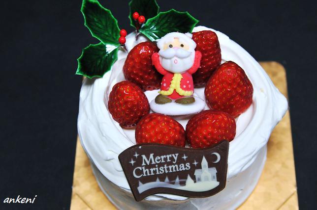 101224 018  クリスマスケーキ
