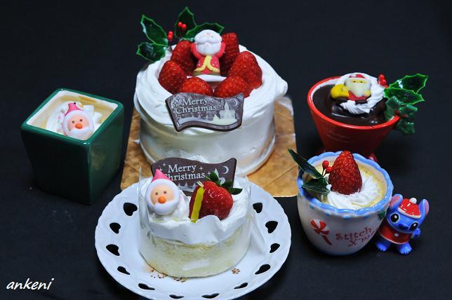 101224 019  クリスマスケーキ
