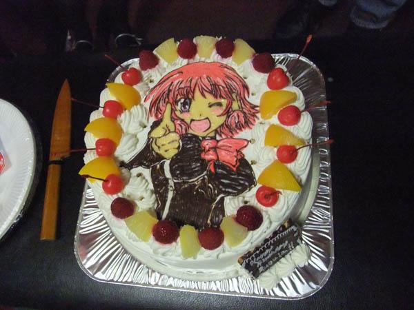 ケーキキタ―――!!(2回目