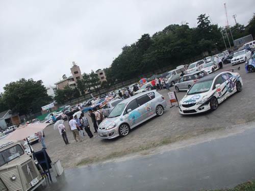 オートジャンボリー2012 in 埼玉自動車大学校