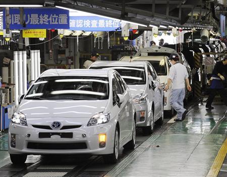 20090803-愛知県豊田市のトヨタ自動車堤工場[1]